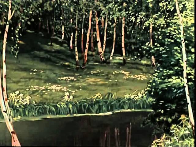Сборник мультфильмов(1950-1973). Сказки А.С.Пушкина.