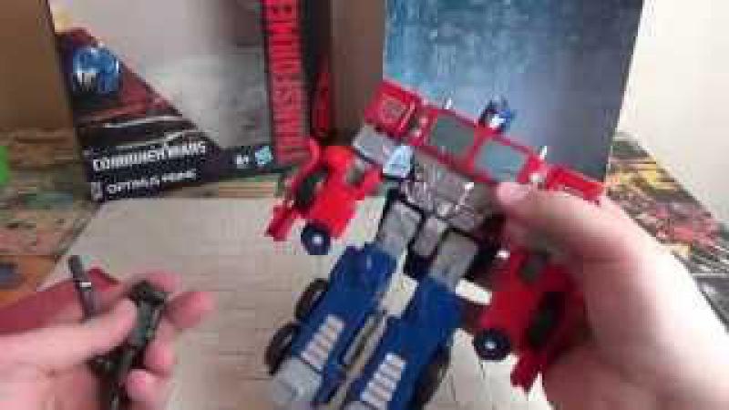 Transformers Generations Voyager - Optimus Prime / Трансформеры Дженерэйшнс Вояджер Оптимус Прайм