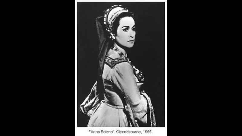 Anna Bolena Gaetano Donizetti 1958 GENCER SIMIONATO CLABASSI BERTOCCI ROTA GAVAZZENI