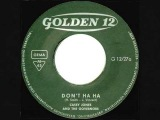 Casey Jones &amp The Governors - Don't Ha Ha - 1964 45rpm