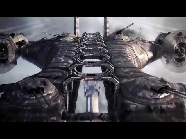 CGI Animated Shorts : Fortress/Крепость