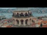 Взгляд на Стамбул с высоты птичьего полета