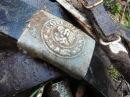 Раскопали немецкий блиндаж находки впечатлили