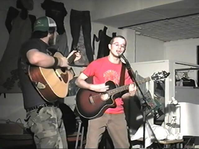 Have A Nice Life - 22704 - Umass Amherst Craft Center Open Mic Night - Part 1 of 2