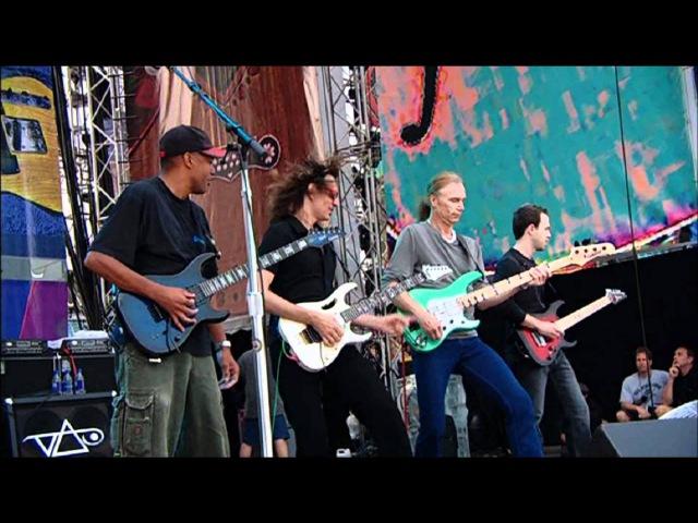 Steve Vai Incredible Guitar Performance HD