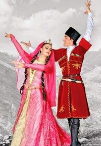 В Уфе состоится дебют Первого грузинского ансамбля «Sikvaruli»