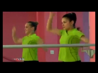 Танцевальная аэробика Латина Урок 7