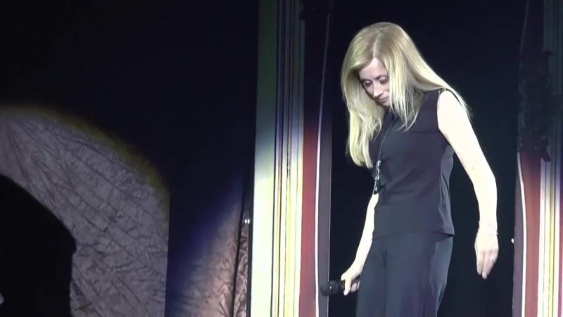 Lara Fabian - Je t'aime, J'y crois encore, Il est lune (The Greatest Hits Tour, Bratislava 03/06/2015)