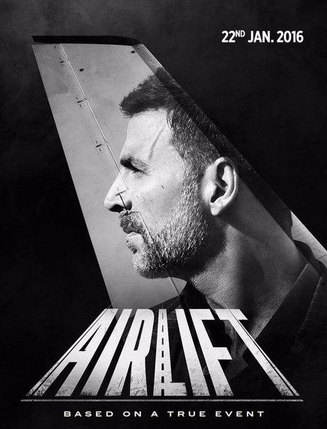 Новости болливуда 2016, рейтинг самых ожидаемых фильмов, Акшай Кумар, смотреть Airlift