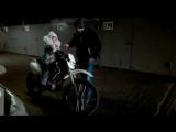 Первое знакомство моего ребенка с мотоциклом.