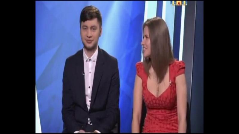 Пскович Алексей Шамутило вышел во второй тур телевизионного юмористического шоу «ComedyBattle. Последний сезон
