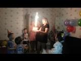 день рождения Лолитки