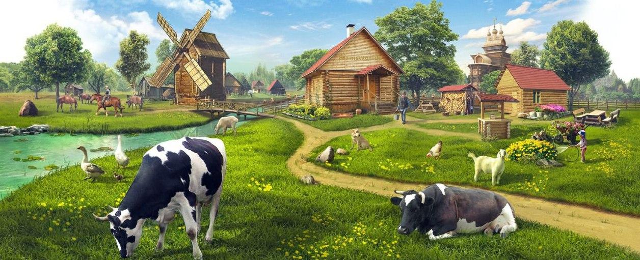 Супер-фермер, super-fermer. ОТЗЫВЫ  RMm1nRZ9VXQ
