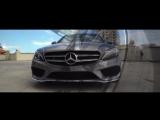 Mercedes-Benz C400 ¦ Grey Day ¦ Vossen CVT