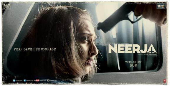 Новости болливуда 2016, рейтинг самых ожидаемых фильмов, Нирджа, Neerja