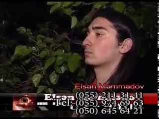 Ekstrasens Elsen Memmedov