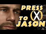 Press X to Jason (Heavy Rain Music Video)
