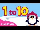 Counting 1 to 10 Number Songs PINKFONG Songs for Children