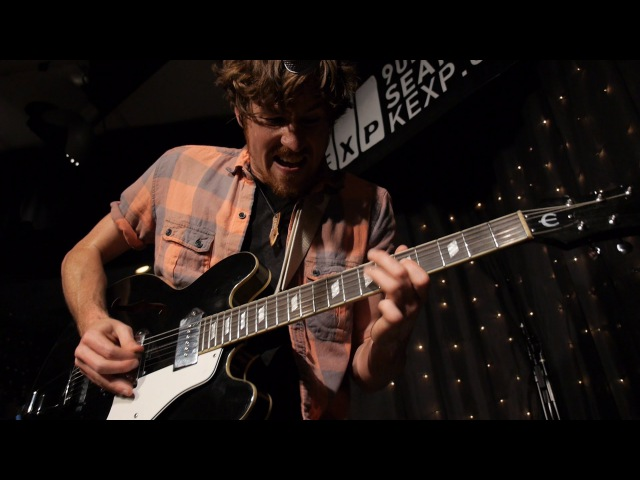 Black Pistol Fire - Oh Well Where You Been Before (Live on KEXP)