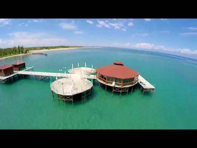 КЫРГЫЗСТАН. Озеро ИССЫК-КУЛЬ . Курортный отель Марко Поло