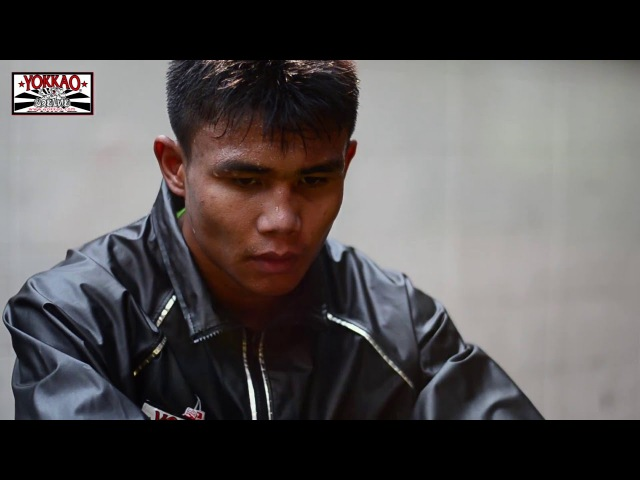 Маначай - 19 лет, боец лагеря Yokkao, восходящая звезда 💢
