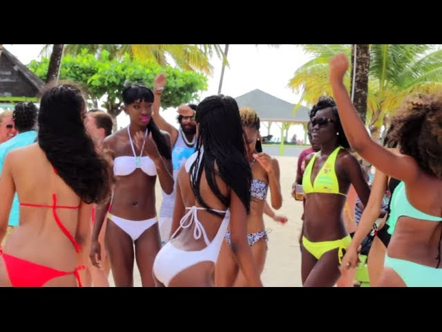 Gyptian Wet Fete ft Kes The Band Official Music Video
