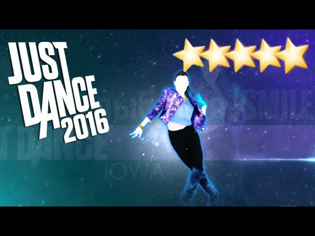 Улыбайся (Smile) - Just Dance 2016 (UNLIMITED) - Gameplay 5 Stars KINECT