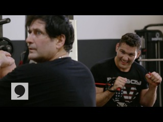 Chris Weidman: Singular Focus - Peaking for the Fight (Episode 4)