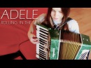 Adele - Rolling in the Deep (cover by Elizabeth Postol)