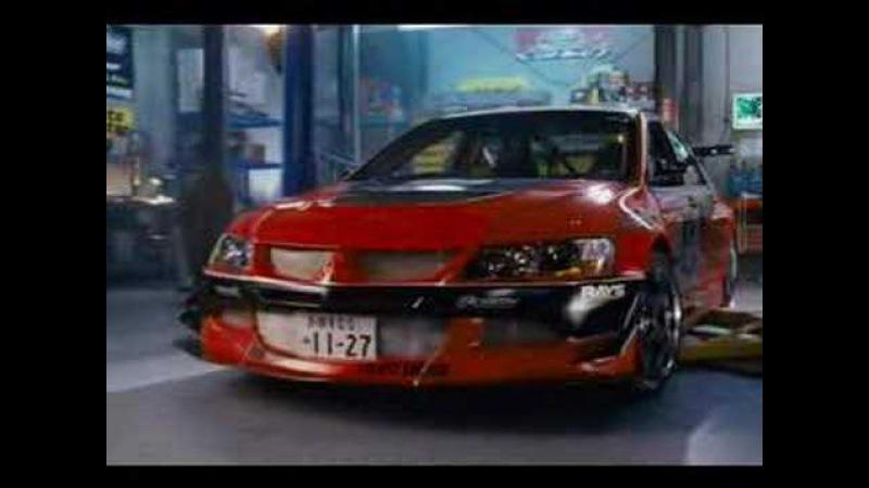 Tokyo Drift Music Video - Pump It Loud