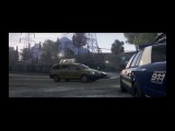 Need for Speed: Most Wanted :  Гонка на Alfa Romeo  и уход  от полиции .