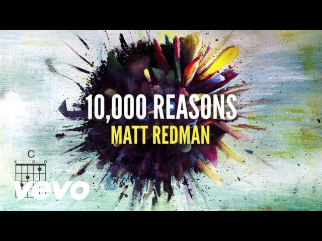 Matt Redman 10 000 Reasons