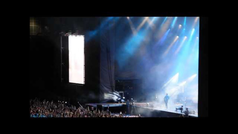 Muse - Knights Of Cydonia Park LIVE 19.06.2015 Moscow