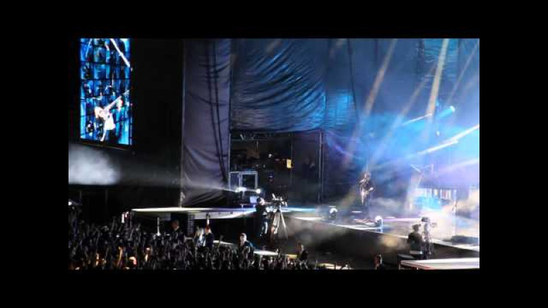 Muse Plug In Baby Park LIVE 19 06 2015 Moscow