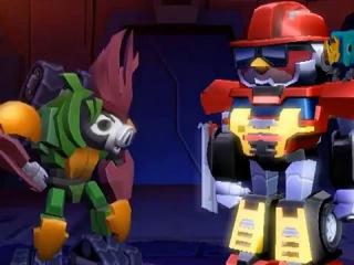 Angry Birds Transformers! Серия 63! ОЧЕНЬ МНОГО ДЕНЕГ! Энгри Бердз Трансформеры!