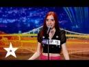 Треш-поп-рок от интернет-певицы Ярославны - Україна має талант-6 - Кастинг в Днепропетровске