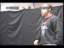 Pride backstage fight with chute boxe Cristiano Marcello vs Charles Bennett