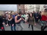 International Salsa Rueda De Casino FLASHMOB Day - Cracow Rynek 28.03.2015