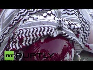 Германия: Про-Палестина и про-Израильские протестующие столкнутся в Берлине.