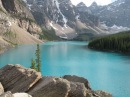 Relaxing Water Films Moraine Lake