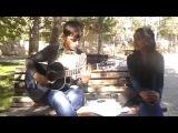 Oynama Şıkıdım Şıkıdım - Furkan & Büşra (amatör gitar)