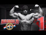 Lorenzo Becker - Road to Arnold Classic Ep1
