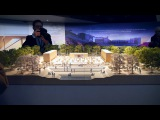 Förslag till nya Apple Store Kungsträdgården