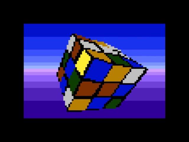 Numen (demo) for the Atari 8-bit family
