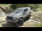 Gabriel's Jeep Grand Cherokee ZJ 5.2L V8 - Offroad Compilation No Music
