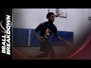Basketball Drills: Playing Open With Your Dribble