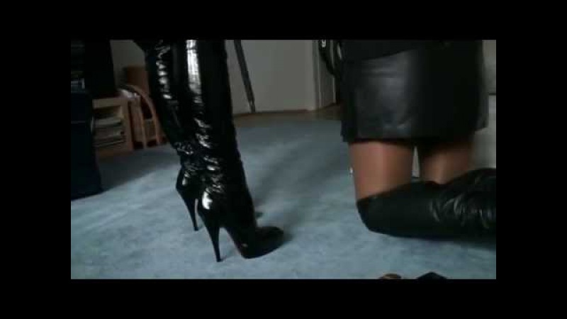 Thighboots Nicola and Marta Part 7