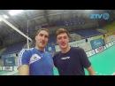 Мастер класс Максим Михайлов Как правильно атаковать в волейболе How to spike in volleyball