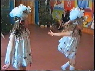 Праздник в детском саду Теремок.