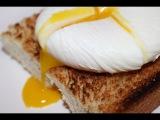 Как приготовить Яйцо-Пашот Poached Egg
